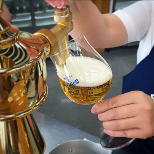 ゆうブログケロブログビール工場と市場 (1)
