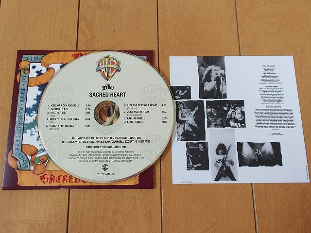 Dio / A Decade Of Dio: 1983-1993 Disc3