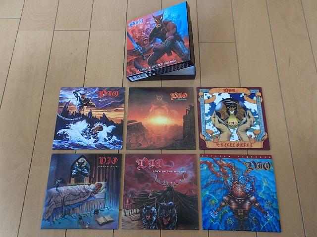 Dio / A Decade Of Dio: 1983-1993 内容物