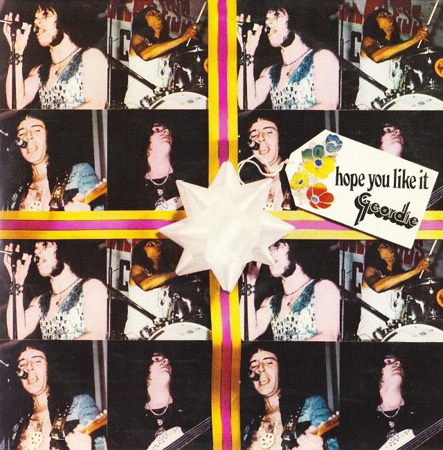 Geordie / The Albums Disc1(表)