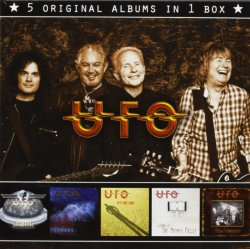 UFO / 5 Original Albums In 1 Box