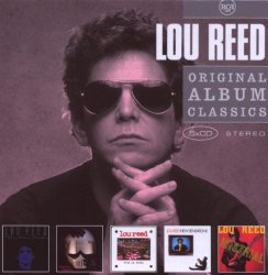 Lou Reed / 5CD Box Set (4種)
