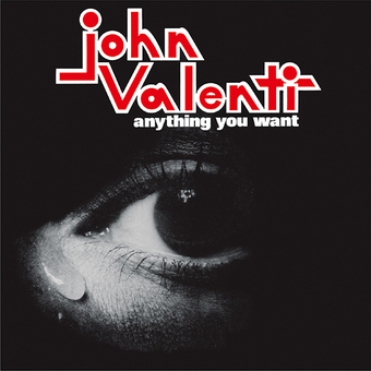 John Valenti / Anything You Want (1976年)