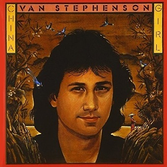 Van Stephenson / China Girl (瞳の奥に…) (1981年)