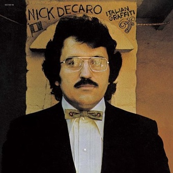 Nick DeCaro / Italian Graffiti (1974年)