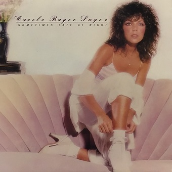 Carole Bayer Sager / Sometimes Late At Night (真夜中にくちづけ) (1981年)
