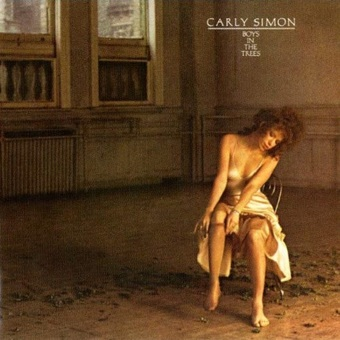 Carly Simon / Boys In The Trees (男の子のように) (1978年)