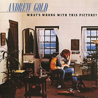 Andrew Gold / What's Wrong With This Picture? (自画像) (1977年)