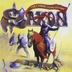 Saxon / Carrere Years (1979-84)
