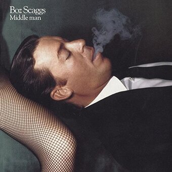 Boz Scaggs / Middle Man (1980年)