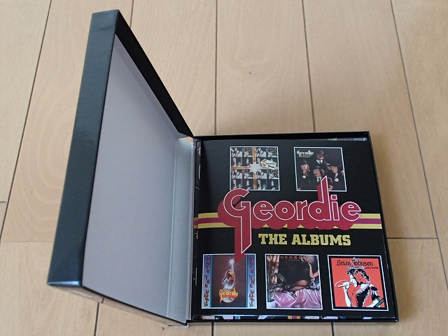 Geordie / The Albums 外箱画像4