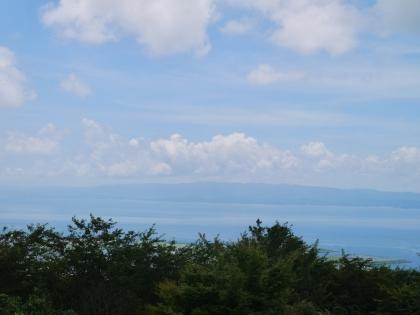 鉢巻山展望所から(2)