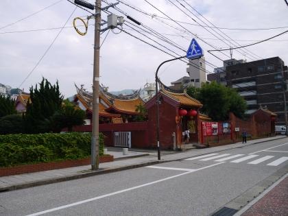 長崎孔子廟(1)