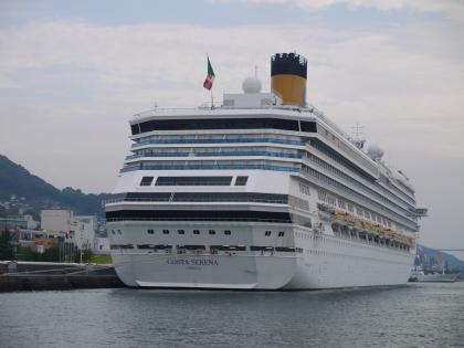 大型客船 COSTA SERENA