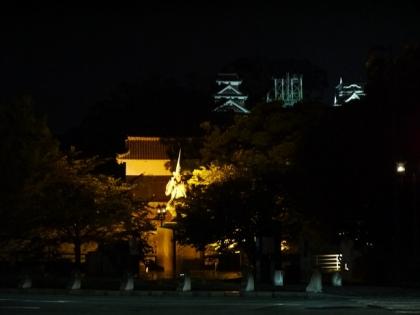 加藤清正公像(2)