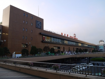 JR仙台駅西口