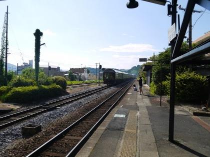 豊後森駅(3)