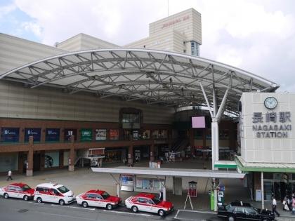 JR長崎駅