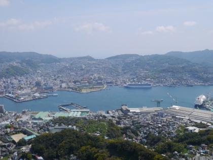 稲佐山展望台から(2)