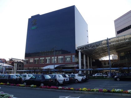 JR鹿児島中央駅東口