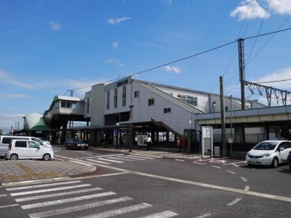JR肥前山口駅北口