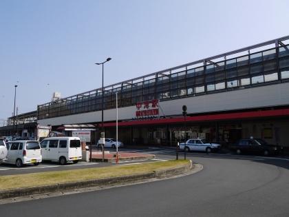 JR中津駅北口