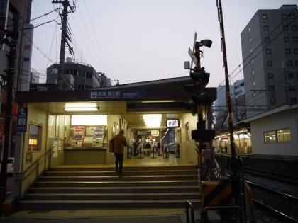 阪急・南方駅(1)