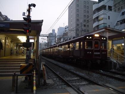 阪急・南方駅(2)