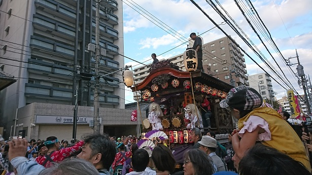 お祭り 3