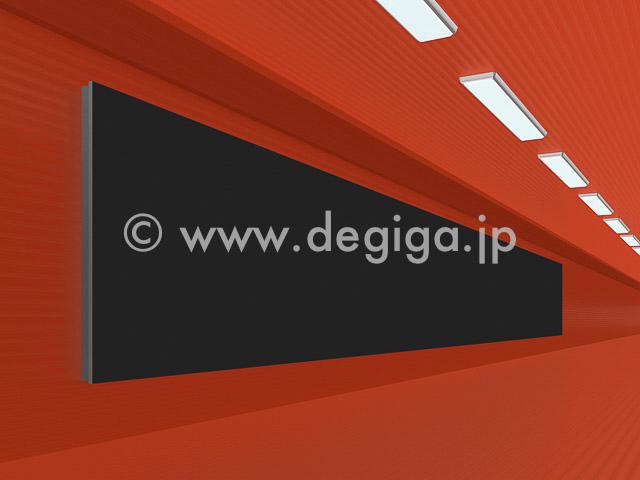 壁面ワイドボード広告(タイトル:signboard-approach より)