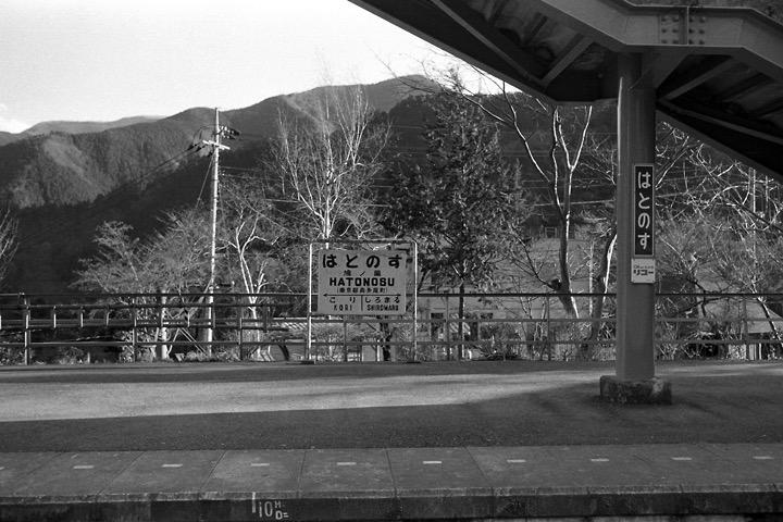 198712_鳩ノ巣駅ホーム