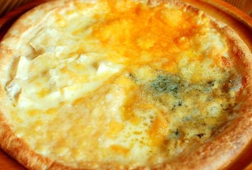 チーズピザ2