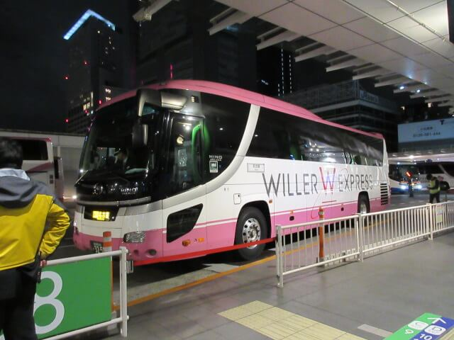WILLER TRAVEL T358便