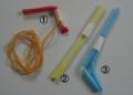 ストローの笛 3種類
