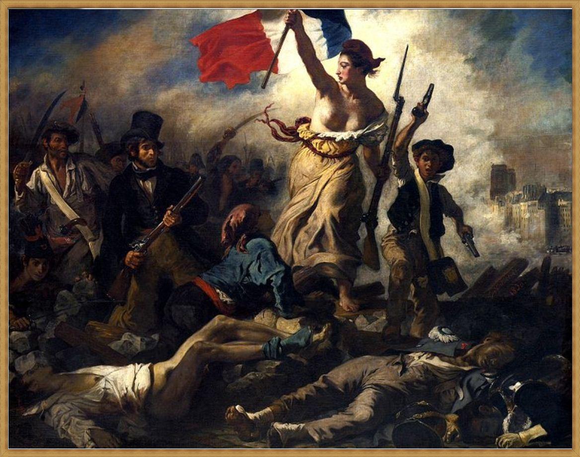 フランス革命 人類の更年期を加速 - 一生一石