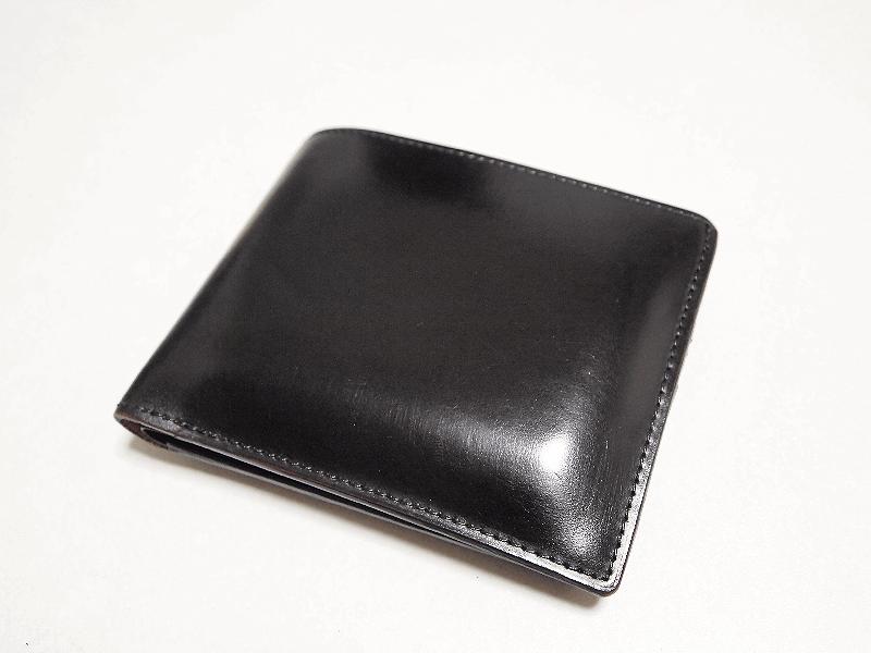 20160612コードバン財布完成後全体