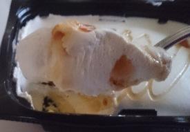 たっぷりクリームのプリンケーキ03