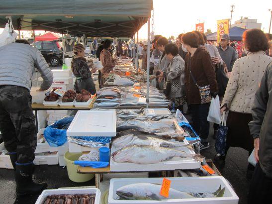 鮮魚2016八戸朝市