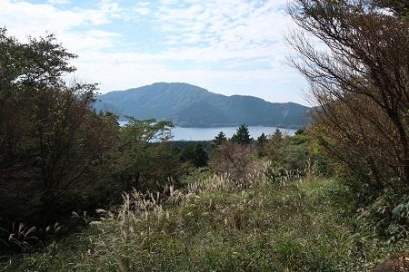 金太郎岩展望台からの眺望
