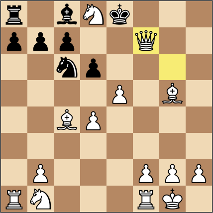 対chess入門βLv2。21手で勝利
