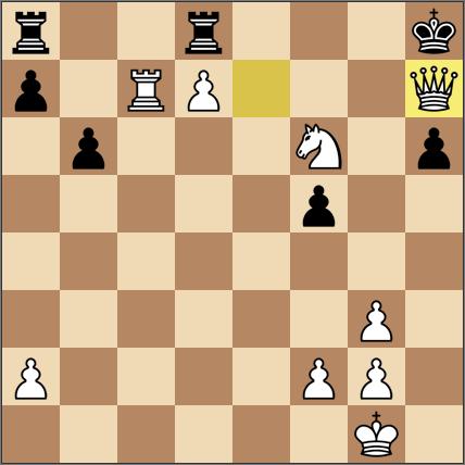 対chess入門βLv5。28手で勝利