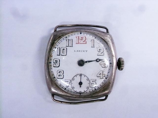 1-古い銀時計