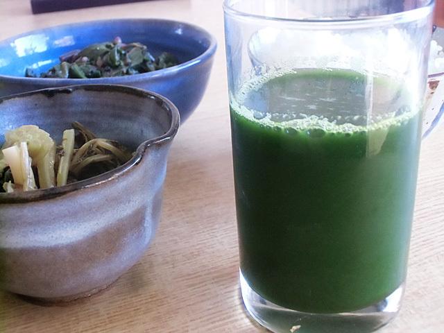 メキャベツの青汁