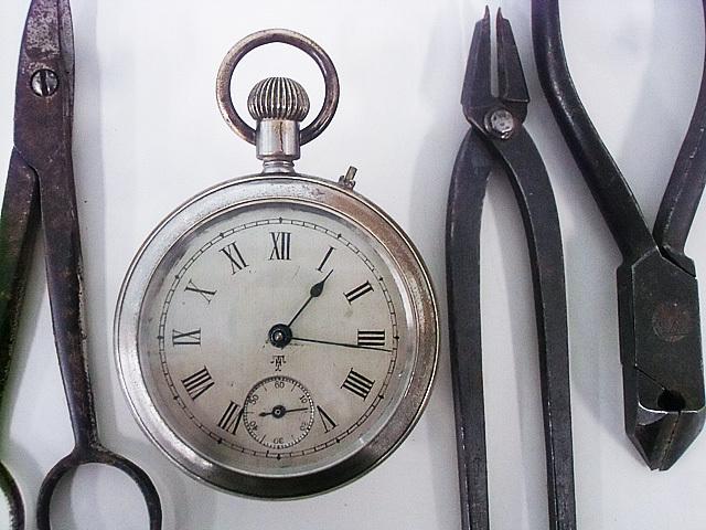 39-まんじゅう時計