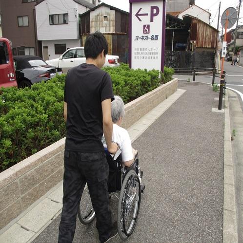 20160701 名西 お散歩ランチ1