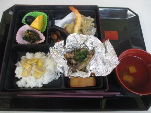 20161004 戸田川 秋の味覚1