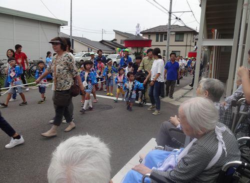 20161011 波の花 大高祭り2