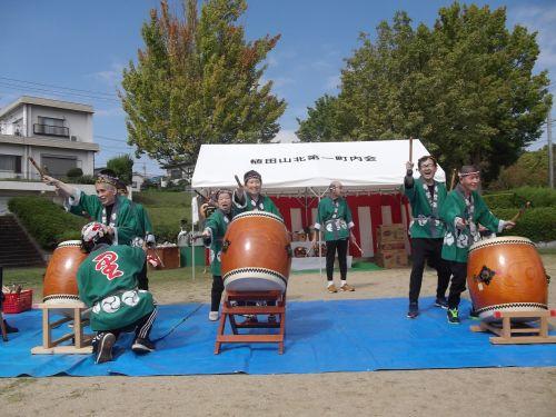 20161012 希望 植田山秋祭り3