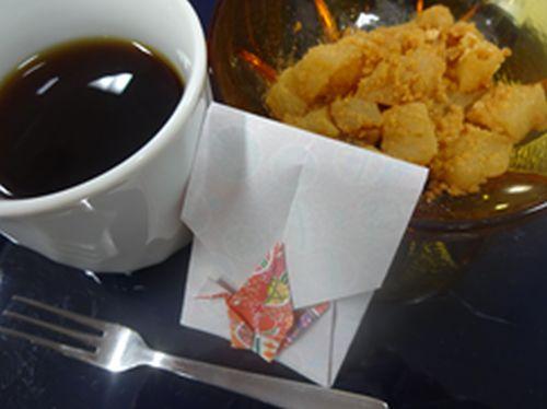 20161025 波の花 ちぃ~カフェなるナミ1