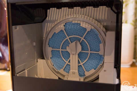 DAIKIN ストリーマ空気清浄機 MKC555-T